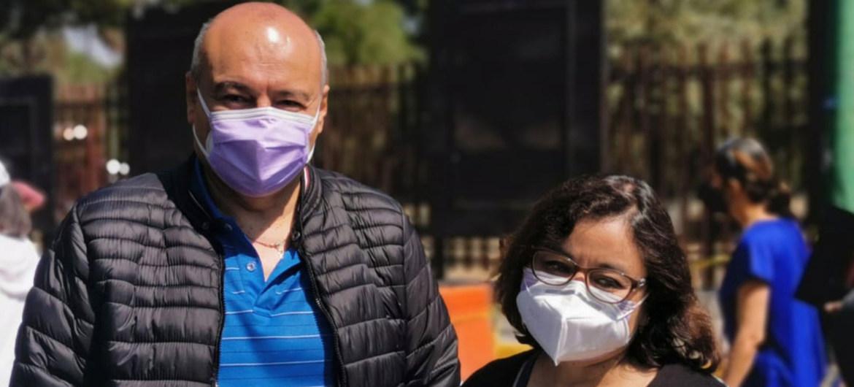 México comienza a vacunar contra el COVID-19 a los adultos de entre 50 y 59 años abriendo la esperanza de que el país vuelva a tener cierta normalidad.