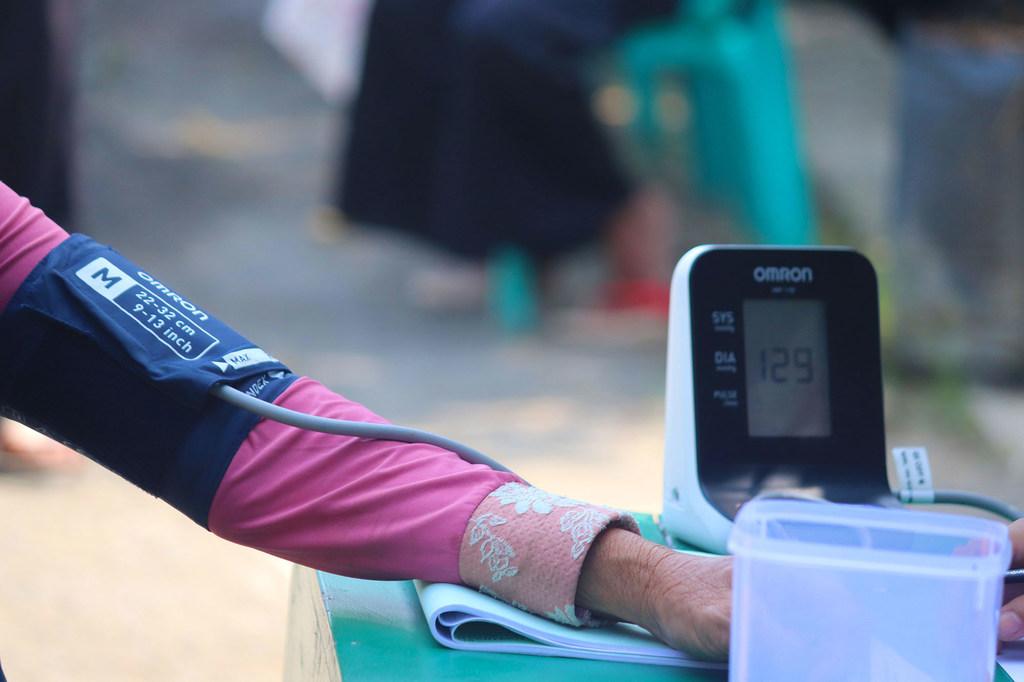 El número de personas que vive con hipertensión se ha doblado hasta los 1,280 millones de personas en 30 años.