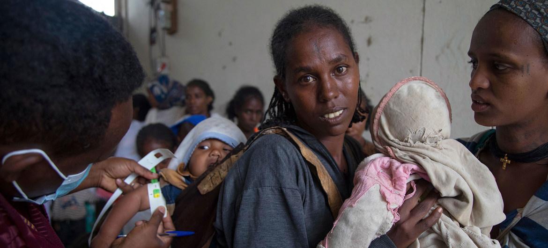 La crisis en el norte de Etiopía ha provocado que millones de personas necesiten ayuda de emergencia y protección.
