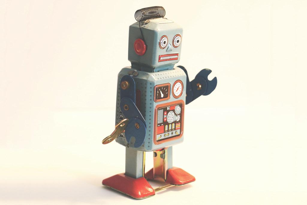 La Inteligencia Artificial es mucho más amplia que el uso de robots.