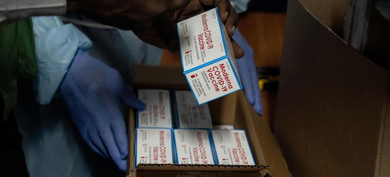 El mecanismo COVAX envió vacunas contra el COVID-19 a Nicaragua, con una donación de España.