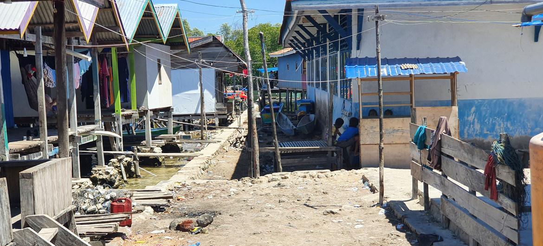 Unos 126 hogares de la aldea de Bangko, en Sulawesi del Sur (Indonesia), se beneficiarán de la electricidad solar .